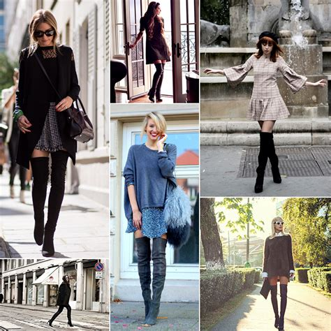 Trend  Over Knee Boots  Inspiration & Where To Buy