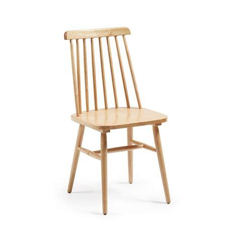 lot de 2 chaises en bois vintage tressia par drawer fr
