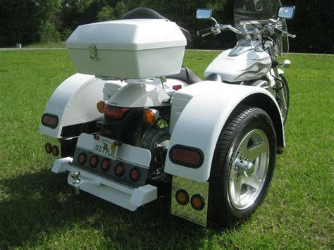 richland roadster motorcycle trike conversion kit only color matched