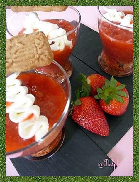 les meilleures recettes de dessert fraise rhubarbe