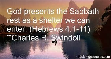 Image result for famous quotes on the sabbath