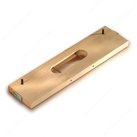 template for concealed hinges richelieu hardware
