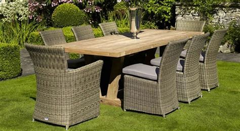 Garden Tables For Every Occasion