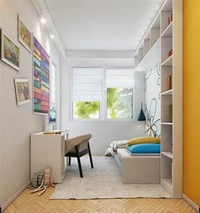 Teenager Zimmer Kleiner Raum : kleines kinderzimmer einrichten 56 ideen f r rauml sung ~ Markanthonyermac.com Haus und Dekorationen