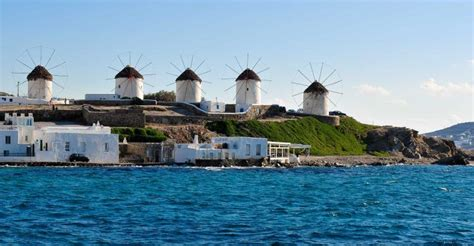 Catamaran Honeymoon Greece by Luxury Greece Honeymoon Review Mykonos Santorini