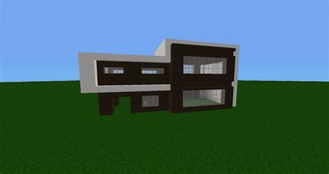 Minecraft Haus Bauplan