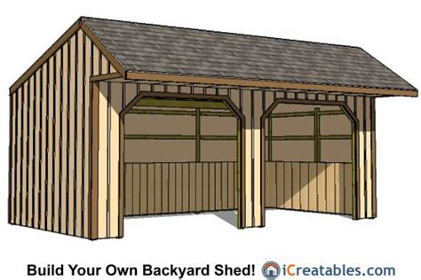 1000 images about 12x24 shed plans on run in