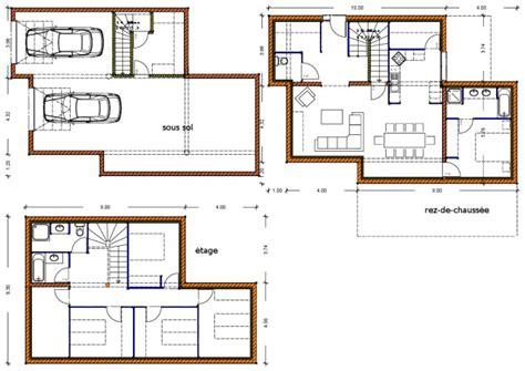 plan maison moderne 160m2 with plan maison moderne 160m2