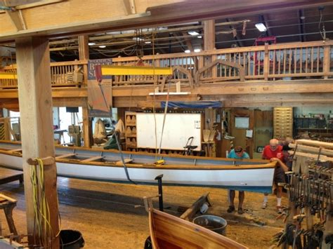 Boat Building North Carolina by Traditional Boat Building Carpentry Class Woodenboat