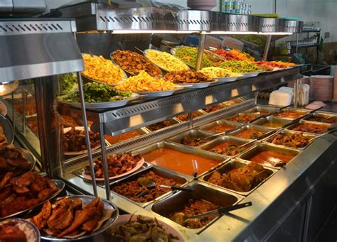 mamak restaurants and muslim indian food culture malaysia
