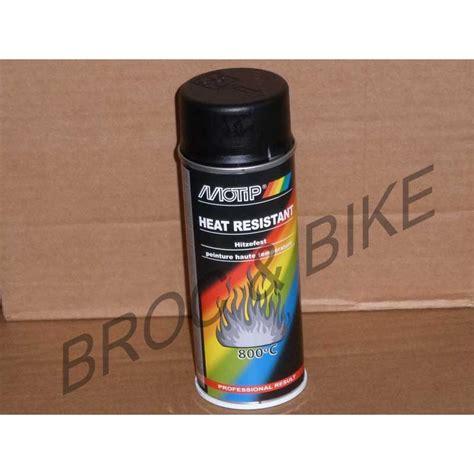 peinture haute temperature moteur pot 125 dtmx 500 xt