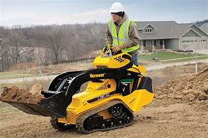 CTX50 Mini Skid Steer Loader | Vermeer Australia