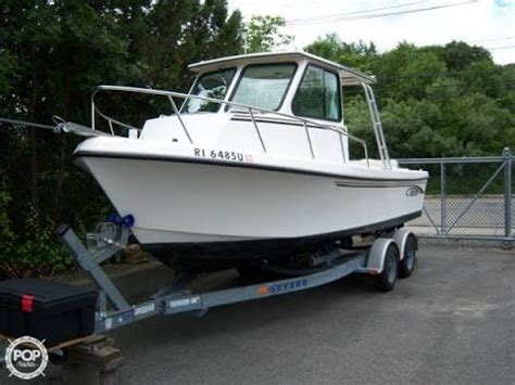 Maycraft Boats Youtube by Unavailable Used 2006 Maycraft 2300 Pilot House In Eart