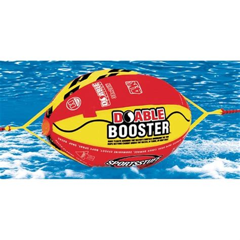 Boat Tow Rope Ball by Sportsstuff 174 Booster Ball Advanced Towing System 199912
