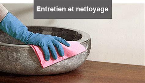 nos conseils d entretien pour votre vasque naturelle et authentique vasque import