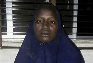 GOODNEWS! Another Chibok Girl Has Been Found By Nigerian Army