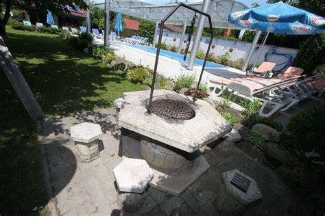 """grillecke Im Garten"" Ferienhaus Csorba (siofok"