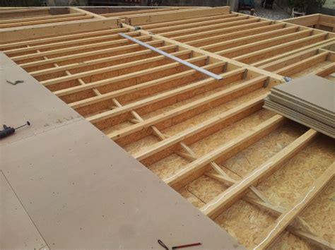plancher 233 tage construction d une maison 224 ossature bois 224 ollioules construction maison