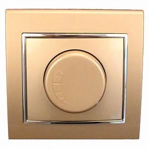 Lichtschalter Mit Dimmer : lichtschalter serienschalter dimmer steckdose farbe champagner silber ebay ~ Markanthonyermac.com Haus und Dekorationen