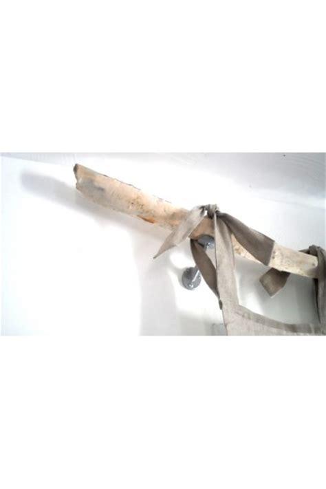 fixations pour tringle en bois flott 233