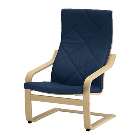 po 196 ng chair cushion edum blue ikea