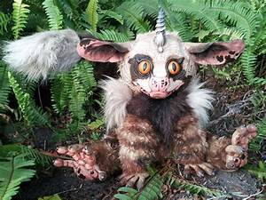 *Drevis* the Poseable creepy cute OOAK creature by ...