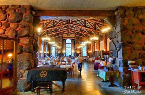 majestic yosemite ahwahnee hotel travel to eat