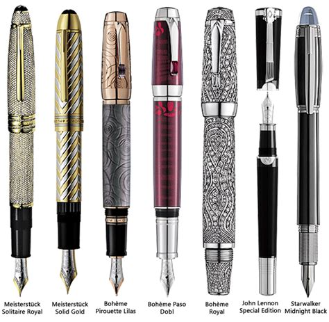 mont blanc pens price range absentfromacademy co uk
