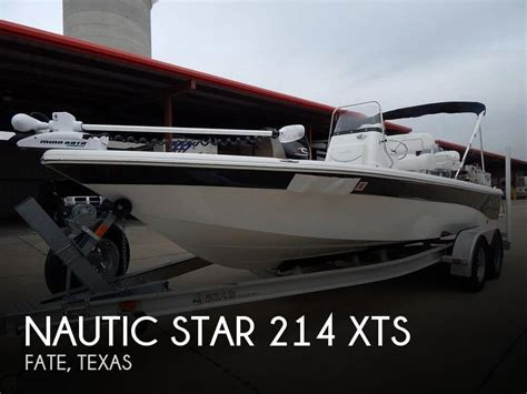Nautic Star Boats Houston Tx by Nautic Star New And Used Boats For Sale In Texas