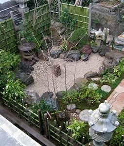 Gestaltung Kleiner Steingarten : 60 id es pour un jardin rocaille d 39 inspiration japonaise ~ Markanthonyermac.com Haus und Dekorationen