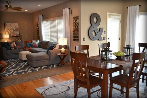 Gray Living Room Decorating Ideas With Casual Orange Blue Showcase Dining Room Marble Suites Sets 5 Piece Walnut Set Table And Chairs Sale Most Beautiful Rooms Flush Mount Lighting Funky