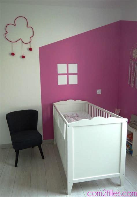 peinture id 233 e d 233 co pour chambre d enfant d 233 coration et roses