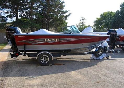 Boats For Sale In Ne Ohio by Used Lund Boats For Sale 4 Boats
