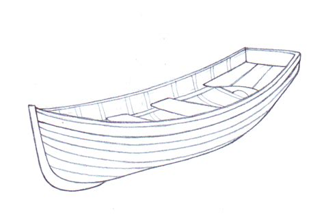 How To Draw A Old Boat by 4 Ways To Draw A Boat Wikihow