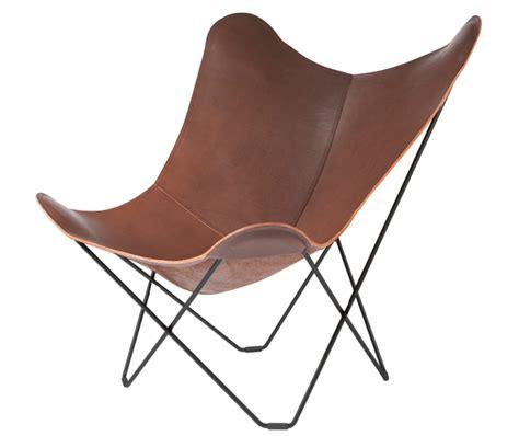 cuero fauteuil le papillon chaise design fauteuil