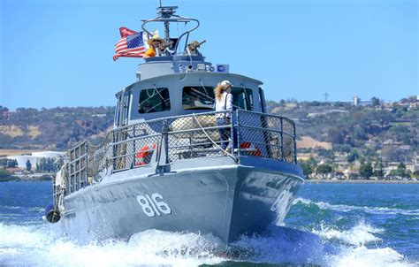 Swift Craft Boat History by Pcf 816 Swift Boat Tour Maritime Museum Of San Diego