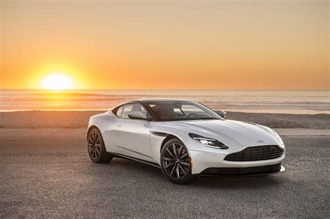 2018 Aston Martin Vanquish S First Drive Review Motor
