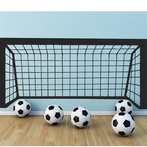 stickers cage football pas cher