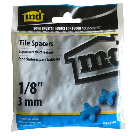 3 16 Tile Spacers Home Depot by Qep 1 16 In And 3 16 In Clearview 2 In 1 Tile Spacers