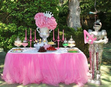 theme anniversaire princesse disney goreception