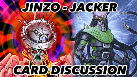 jinzo jacker card discussion