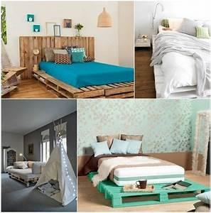 Bett Aus Europaletten Selber Bauen 140x200 : europaletten bett bauen preisg nstige diy m bel im schlafzimmer ~ Markanthonyermac.com Haus und Dekorationen