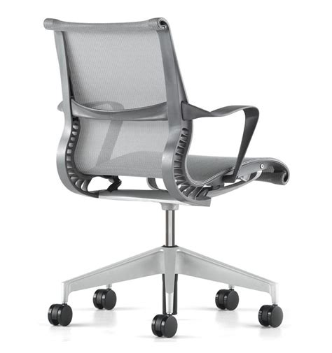 next day delivery herman miller setu chair slate grey edition office chairs uk