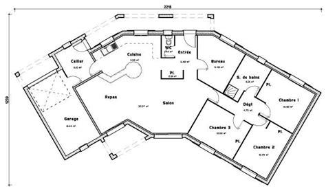 25 best ideas about maison plein pied on plan maison plein pied plain pied and