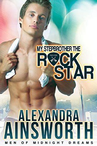 My Stepbrother The Rock Star (men Of Midnight Dreams, #2
