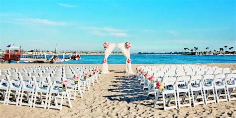 Catamaran Hotel Spa San Diego by Catamaran Resort Hotel And Spa Weddings
