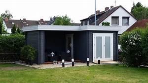 Gartenhaus Mit Glasfront : die besten 25 blockbohlen gartenhaus ideen auf pinterest blockbohlen lattenzaun garten und ~ Markanthonyermac.com Haus und Dekorationen