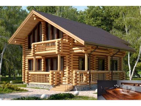 photos vivastreet maisons en bois rondin kit auto construction rt2012 purna casas