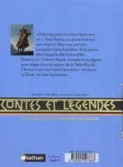 contes et legendes t 7 les chevaliers de la table ronde jacqueline mirande