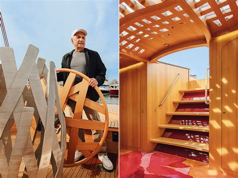 Yacht Under 100k by Take To The Seas On A Frank Gehry Designed Yacht For 100k
